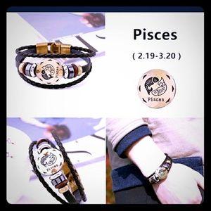 Jewelry - Unisex zodiac bracelets
